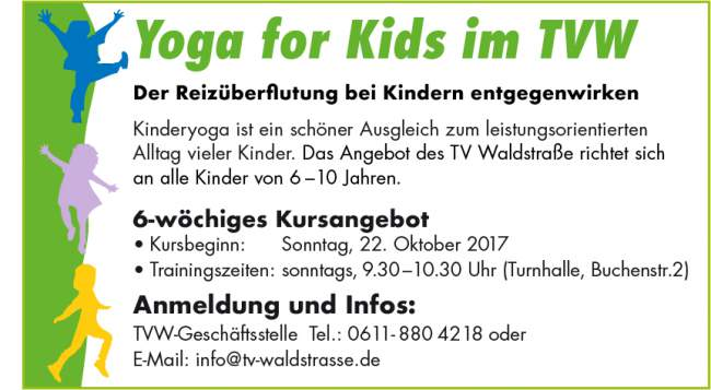 Yoga for Kids
